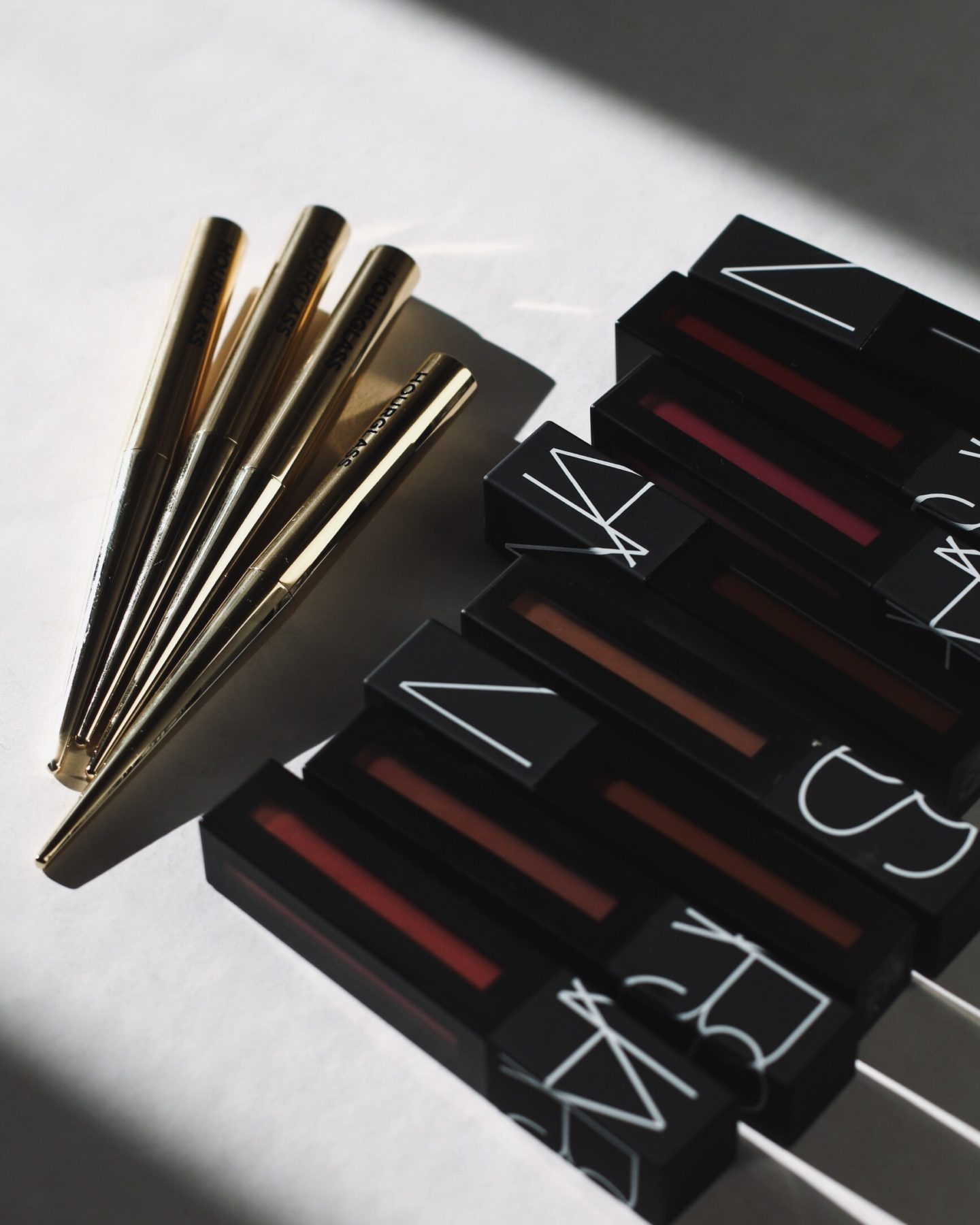 Hourglass & Nars Deliver High Intensity Lips This August