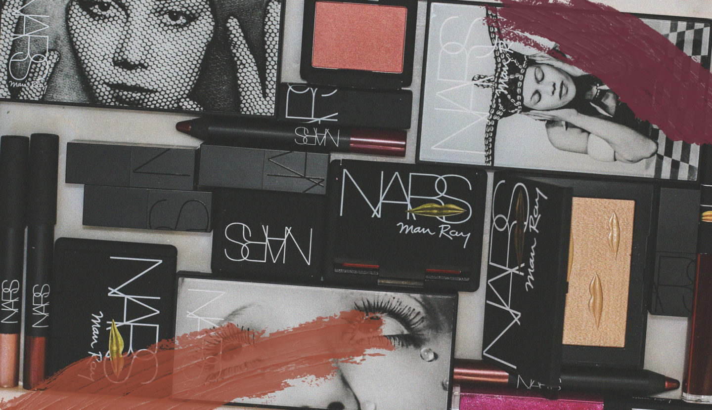 Nars' Man Ray Collection | Holiday Beauty 2017